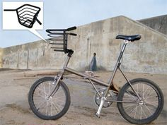 Bike Baskets and Basket Bikes - Bike Hugger