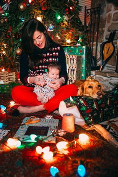 Let's Wait up for Santa; Harry's First Christmas