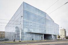 Open Space - Die neue Kunsthochschule in Breslau