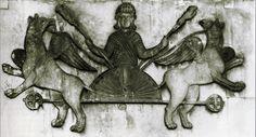 engramma.it - Basilica di S.Marco, Venezia - bassorilievo, Ascensione al cielo di Alessandro Magno