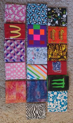 Duct Tape Wallets Duck Tape Brand Bifolds by AnythingDuctape, $5.00