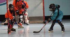Photos: Roller Hockey at the Big Wheel Roller Skating Center - poconorecord.com - Stroudsburg, PA