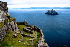 33 Places In Ireland You Won't Believe Are Real | Skellig Islands, County Kerry | One of the countries that I really want to visit.