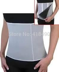 New Adjustable Sauna Slimming Waist  Belt Burn Belly Fitness Body Cellulite Burner Shaper Christmas Gift With 5 Zippers Wrap