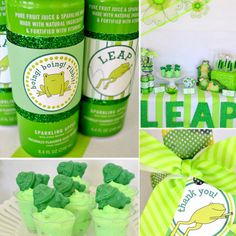 Leap Into Leap Day With a Lil Party