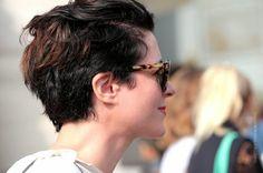 garance dore short hair - Google Search