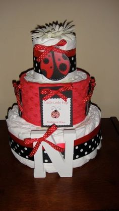 @Tasha Keegan Sam said you were doing lady bugs for the new baby girl. Saw this and thought about you! Congrats btw!
