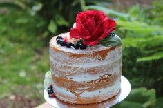 Os noventa e sete anos da Tia Eulália Semi-Naked Cake de Citrinos