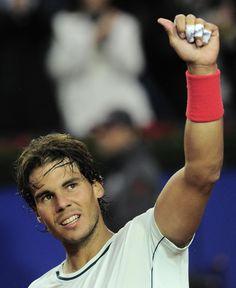 Rafaholics - Rafael Nadal Fan Site: Rafa Nadal Equals Legend Bjorn Borg with 608 Career Wins
