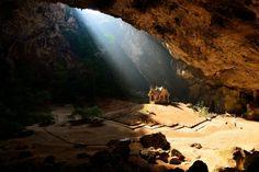 Phraya Nakhon Cave, Prachuap Khiri Khan, Thailand