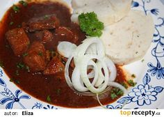 Chili, Sausage, Spaghetti, Beef, Ethnic Recipes, Food, Red Peppers, Meat, Chile