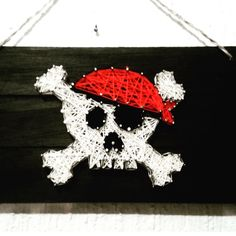 Pirate hanging door for nice baby boy🗡