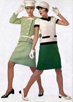 Yves Saint-Laurent L'Officiel magazine 1966
