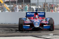 Marco Andretti at St. Pete
