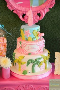 Lilly Pulitzer Party | Luxe Events