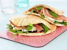 Den perfekte piknik-maten - MatPrat Wrap Sandwiches, Pulled Pork, Scones, Muffins, Tacos, Mexican, Ethnic Recipes, Food, Dinner Ideas