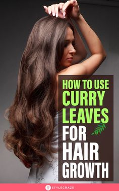 Hair fall is directly related to follicle. They get clogged due to oily scalp, and pollution. Keep reading to know how to use curry leaves for hair growth! Baby Hair Loss, Oil For Hair Loss, Stop Hair Loss, Prevent Hair Loss, Yogurt For Hair, New Hair Growth, Essential Oils For Hair, Hair Falling Out, Hair Loss Shampoo