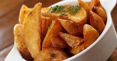 Recette de Frites potatoes épicées sans sel cuites au four. Facile et rapide à réaliser, goûteuse et diététique. Ingrédients, préparation et recettes associées.