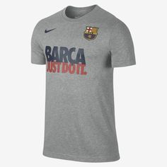 FC Barcelona Just Do It Core Men's T-Shirt