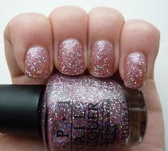Teenage Dream, OPI. #polish #nails   This is perfect under Black Shatter