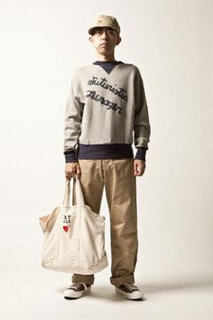HUMAN MADE 2012 Spring/Summer Collection Lookbook.