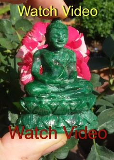 Maw-Sit-Sit Buddha 60x46x20mm/2.3x1.8x0.8in 308 carats natural & untreated RARE!