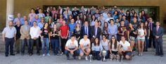 La facultad de Ciencias del Deporte gana el Trofeo Rector de la Universidad de Murcia   La facultad de Ciencias del Deporte ha sido la ganadora de la XXXVII edición del Torneo Rector, al registrar el mayor número de triunfos en las modalidades de intercentros, deportes de equipo, individuales y de parejas.    Foto: Luis Urbina. 19/05/14