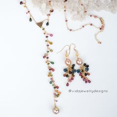 Tourmaline Jewelry, Old Ones, Old Things, Pretty, Instagram
