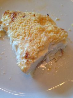 Parmesan Crusted Halibut Ingredients Halibut Filet S 1 2 Cup Sour Cream 1 2 Cup Mayonnaise Juice Of 1 2 Halibut Recipes Baked Halibut Recipes Grilled Halibut