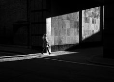 These stark images were captured by UK-based photographer Rupert Vandervell, and form part of a project titled Man On Earth. These pictures are less . Shadow Photography, Photography Series, Urban Photography, Photography Portfolio, Abstract Photography, Fine Art Photography, Street Photography, White Photography, Street Portrait