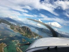 Friday Photo: Helgeland coast in Norway - Air Facts Journal