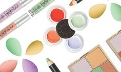 ROSES OF THOUGHTS: COLOUR CORRECTING - SECRET TO FLAWLESS COMPLEXION ...