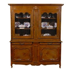 Franya Waide @ 1stdibs | French Buffet with Hutch Top $15,450