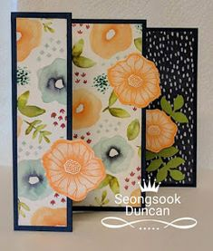 Create with Seongsook: Panels Card