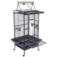 Good Quality Bird Cage For Parrot Macaw Cockatoo ** You can get additional details at the image link.Note:It is affiliate link to Amazon.
