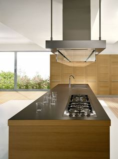 Lida Cucina, integra kitchen range by pedini, showroom
