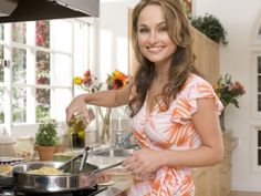 One of my favorite cooking shows -- Giada