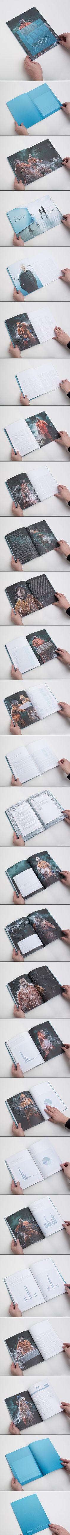 Surofi - Annual Report/Conceptual Branding