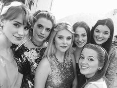 Soy luna ❤ Ana Jara,  Caro Kopelioff,  Malena Ratner,  Chiara Palavasini,  Katja Martínez y Valentína Zenere