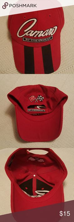 Chevy Camaro Rally Stripe Hat NWOT Brand new, never worn! Price firm (compare online). Chevrolet Other