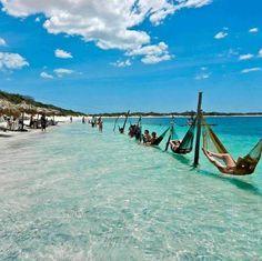 Jericoacoara Beach ,Brazil
