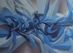 Astounding 3D Graffiti Art That Seems To 'Pop' Out Of The Walls - DesignTAXI.com