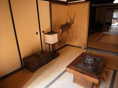 Japanese Folding screen (byobu)