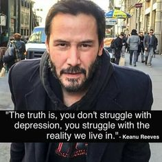 Is There Any Other Celebrity As Cool As Keanu Reeves? Keanu Reeves Quotews and Biography. Wise Quotes, Quotable Quotes, Great Quotes, Quotes To Live By, Motivational Quotes, Inspirational Quotes, Dark Soul Quotes, Dark Humor Quotes, Keanu Reeves Zitate