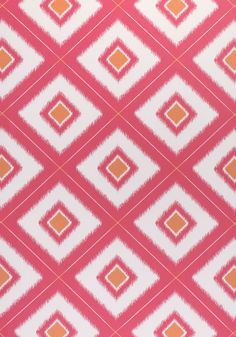 DELRAY DIAMOND, Watermelon, W80580, Collection Oasis from Thibaut