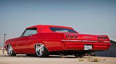 comapre 1965 impala and enzo ferrai rear end watch   al put 2 pictures