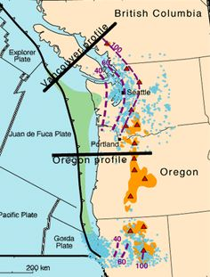 Cascadia Subduction Zone #endtimes #planetX #earthquakes