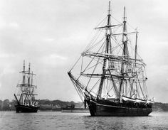 Charles W. Morgan whaling ship