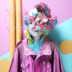 "1,433 Gostos, 12 Comentários - Antoni Tudisco (@antonitudisco) no Instagram: ""Dreamer #plastikmagazine #contemporaryart #inspiration #3d #design #cgi #colors #art #surreal…"""