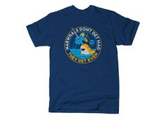 Narwhals Don't Get Mad T-Shirt | SnorgTees